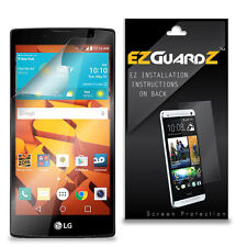 3X EZguardz LCD Screen Protector Skin HD 3X For LG Volt 2 LS751 (Ultra Clear)