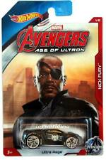2015 Hot Wheels Marvel Avengers Age of Ultron #1 Nick Fury Ultra Rage