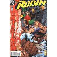 Robin (1993 series) #53 in Near Mint minus condition. DC comics [*ho]