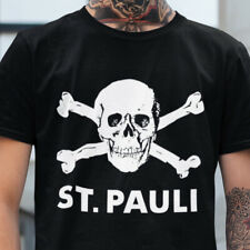 Pauli Hambourg City Port capitaine marin Sablon Reeperbahn Elbe Baltique Shirt St