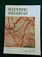 Scientific American Jan 1959 Salt Glands Scopes Trial Witness Blood Circulation