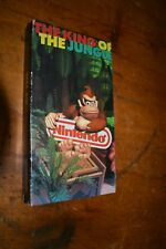Nintendo Promo VHS / Videokassette - Donkey Kong - The King of the Jungle -