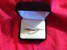 10K White gold ring UNIQUE size 9 1.5 grams Cross Leaves L@@K