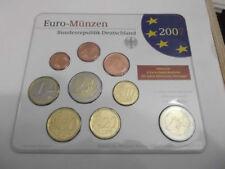 Pièces euro d'Allemagne Année 2007