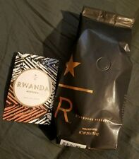 NEW Starbucks Reserve Rwanda Musasa Whole Bean Coffee 250g/8.8oz