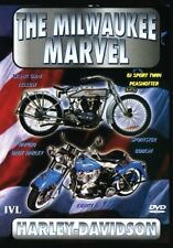HARLEY DAVIDSON - THE MILWAUKEE MARVEL - NEW DVD