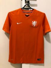 Holland Netherlands 2014 Jersey Nike Young XL