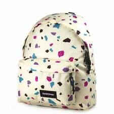EASTPAK Padded Pak'R Backpack - Terro White Schoolbag EK620-79V
