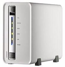 Qnap TS-212-US 2-Bay USB 2.0 NAS Server