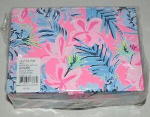 Lilly Pulitzer Jewelry Box Cockatoo Pink (NEW)