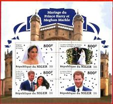 A1435 Niger-ERROR МISSPERF 2018 Harry e Meghan Royalty Гарри и Меган