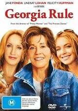 Georgia Rule (DVD, 2007)*R4*Jane Fonda*terrific Condition*