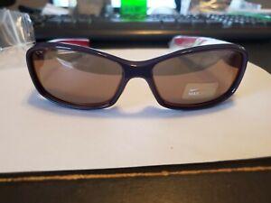 NEW Nike Siren EV0580 566 Purple/Pink 58.14.130 Women's Sunglasses Frame PERFECT
