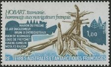 TAAF N°77** Hobart. Tasmanie, hommage aux navigateurs français 1978, FSAT MNH