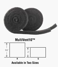Multivent 10 R Vented closure 200ft- 10ft per roll