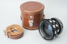 ENNA Munchen 35mm f/3.5 f3.5 Lithagon Lens, For M42 Screw Mount w/ Leather Case