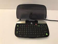 New listing Logitech diNovo Mini Keyboard Thumb Touchpad820-002109