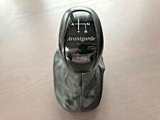 7* Mercedes W203 C Klasse Schaltknauf LEDER schwarz Avantgarde 2032671510