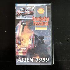 SHELL TRUCKSTAR FESTIVAL ASSEN 1999  - VHS
