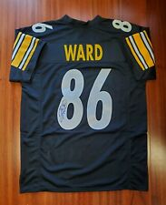 Hines Ward Autographed Signed Jersey Pittsburgh Steelers JSA