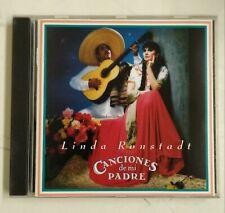 Linda Ronstadt Canciones De Mi Padre CD Alemania Reedición