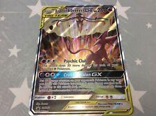 Espeon deoxys gx sm240 jumbo Pokemon card