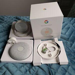 Google nest thermostat E, New Unused but open box