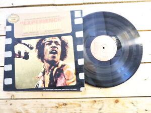 JIMI HENDRIX BOF EXPERIENCE LP 33T EX COVER EX ORIGINAL 1971