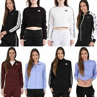 Kappa Hoodies & Sweatshirts Women's Assorted Fit Styles