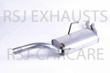 Fiat Stilo 192 1.9 D Multijet Genuine EEC Exhaust Pipe Back Box Rear Silencer