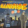 Sufjan Stevens Illinois Vinyl LP Record! illinoise carrie & lowell michigan NEW!