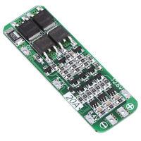 3S 20A Zelle 18650 Li-ion Lithium Batterie Ladegerät BMS Schutz PCB protect V2W5