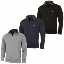 Lacoste Zip Neck Medium Knit Men's Jumpers & Cardigans