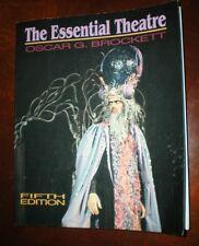 The Essential Theatre – Oscar G. Brockett – 5th Edition