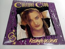 Culture Club Kissing To Be Clever Excellent Vinyl LP Record FE 38398