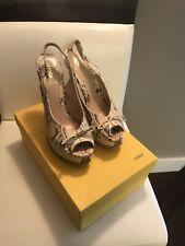 Brand New Fendi Shoes