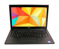 Dell Latitude 7280 Core i5-6300U 2,4Ghz 8GB 128Gb SSD 12,5``TFT_Webcam Win10