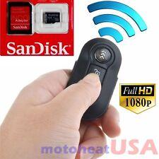 16GB HD 1080p Spy Car Keychain Cam Camera DVR IR Nigth Vision Motion Detection