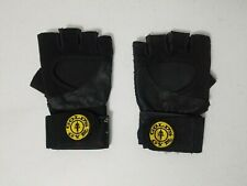 Golds Gym Weight Lifting Gloves With Wrist Strap