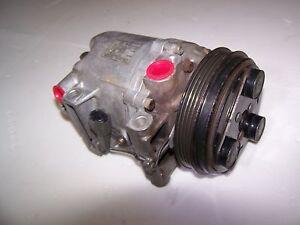 2002 2003 Subaru Impreza WRX 2.0 Turbo A/C Pump AC Compressor OEM 73111FE021