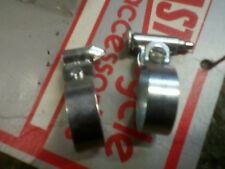 vintage cycle pump clips pair new old stock