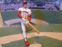 1996  WILL CLARK - Starting Lineup - SLU - Loose -Sports Figurine -Texas Rangers
