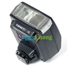 BY-18 Universal Hot Shoe mini Flash For Nikon Canon Olympus Pentax DSLR Camera