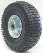 Two 410x4 Sulkey Jungle Jim Flat Proof  Tires and Wheels