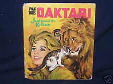 Whitman Tell-a-Tale Ivan Tors' Daktari (c) 1969