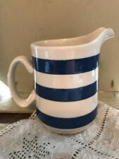 Blue Staffordshire Pottery