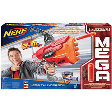 NERF N-strike Elite Mega Thunderbow Blaster - Ages 8 Years and up