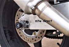 Honda CBR900 Fireblade 2000-2001 R&G Racing spindle swingarm sliders