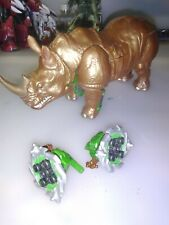 Takara Tomy Tranformers Generations Beast Wars Rhinox used Us Seller