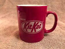 Nestle Kit Kat Coffee Mug Arabic Logo on Reverse